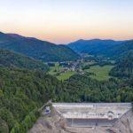 Photo et video par drone alsace mulhouse cernay colmar barrage kruth