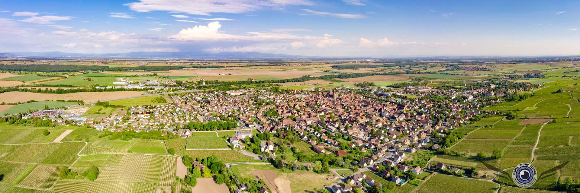 Photo et video par drone alsace mulhouse cernay colmar rouffach