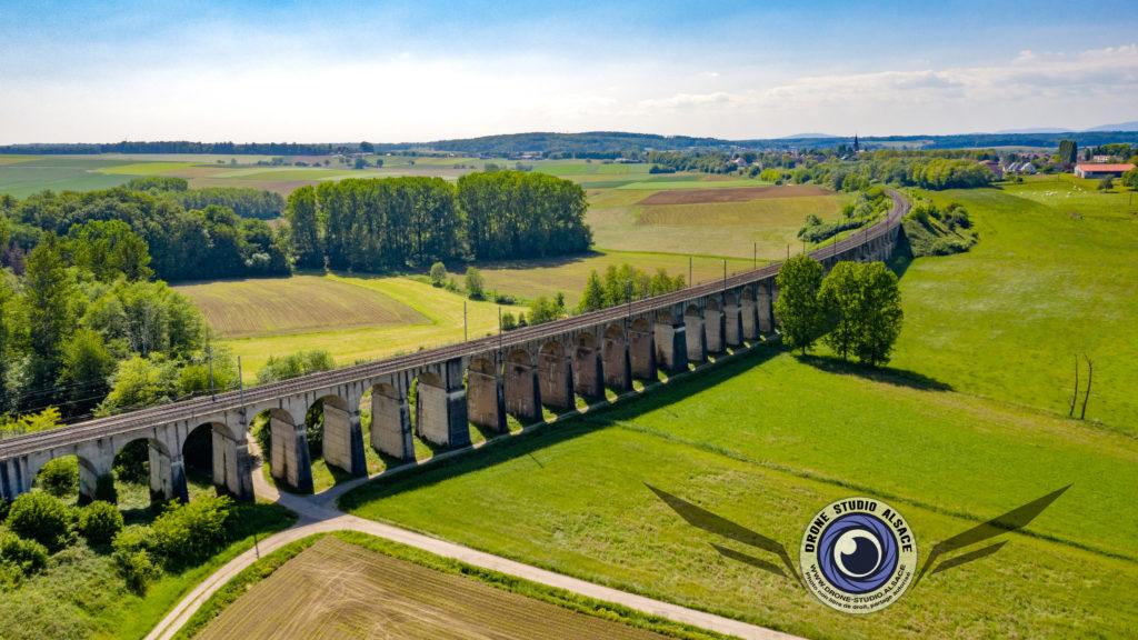 photo par drone alsace 68 mulhouse colmar cernay thann