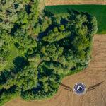 photo drone alsace sundgau ill