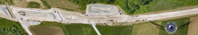 Photo et video par drone alsace mulhouse cernay colmar ortho photo chantier chantier
