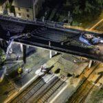 Suivi de chantier par drone BTP demolition mulhouse alsace